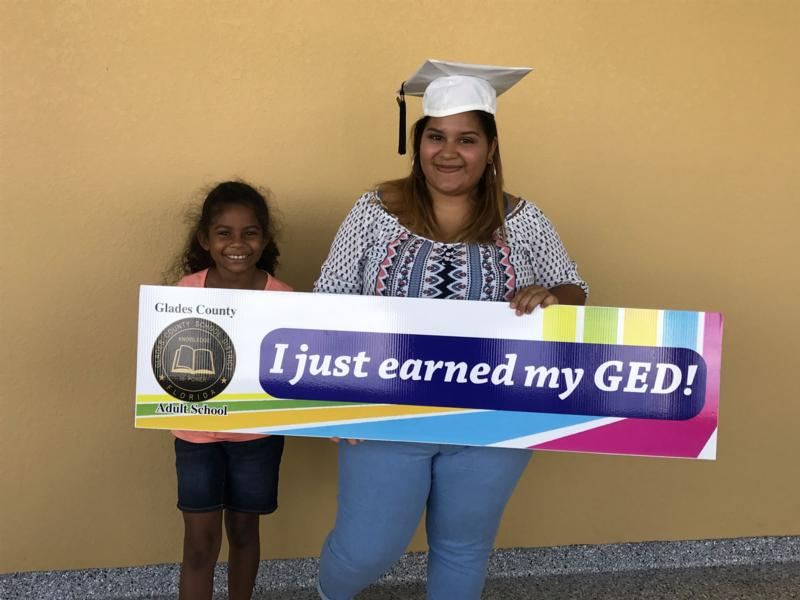 I Just Earned my GED